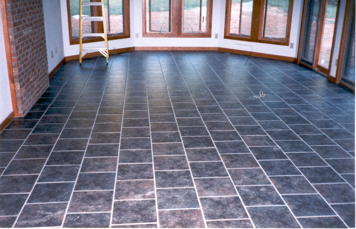 Ceramic tiles installation cost free software and for Ceramic floor installation